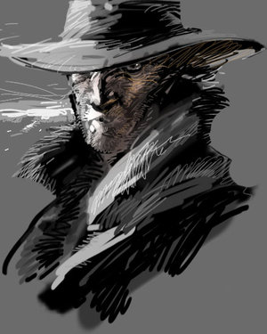 cowboy_by_moritat