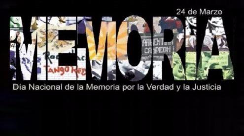 Memoria, Verdad yJusticia