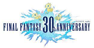 Final Fantasy 30Aniversario