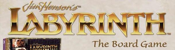 Want!!!: Jim Henson's Labyrinth BoardGame