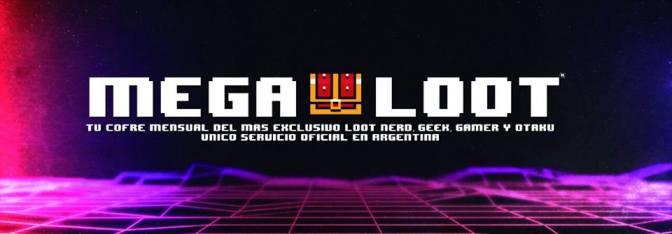 MegaLoot la caja Geek a la Argentina