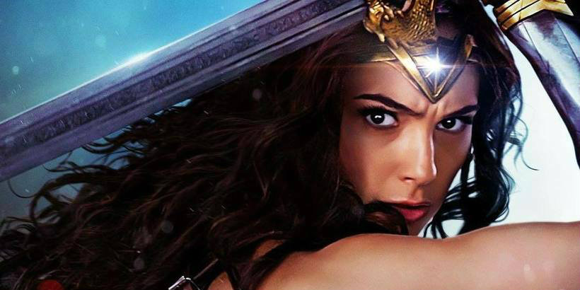 Wonder Woman -Trailer-