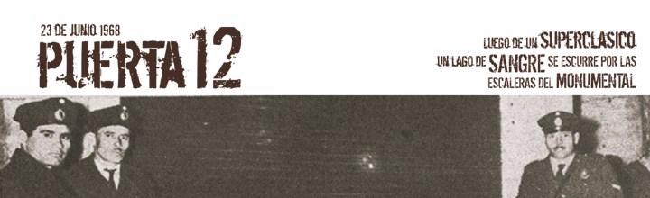 49 años desde la tragedia de Puerta12