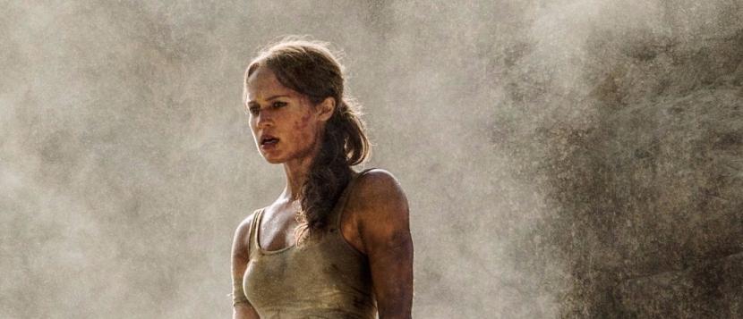 Tomb Raider  -Trailer-