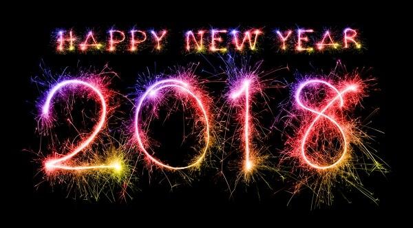 Bienvenido 2018!!