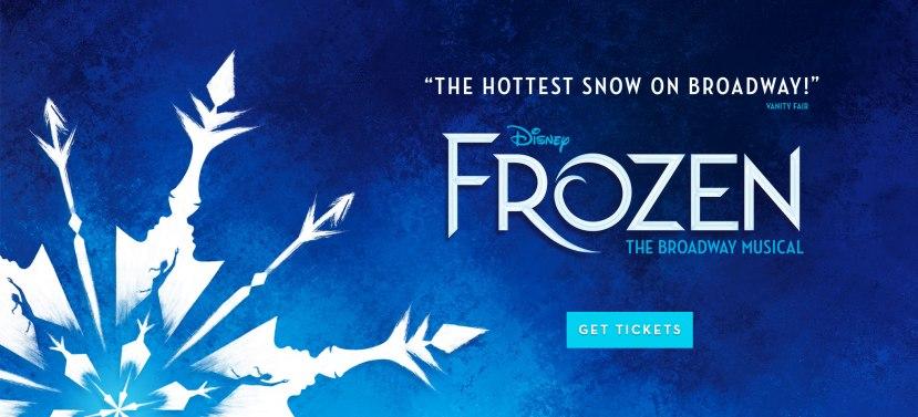 Frozen el musical